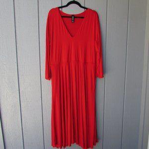 Agnes & Dora Red Dress! NWT!